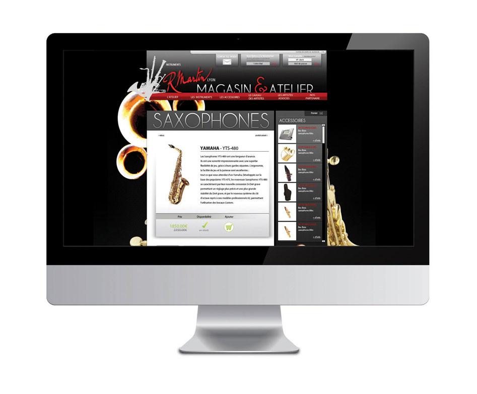 site web robert martin